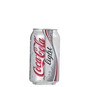 Coca light 33cl