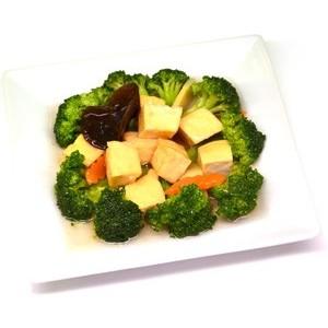 Tofu sauté au brocolis